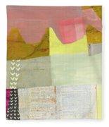 Desert Dream #6 Fleece Blanket