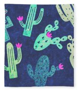 Desert Nights Fleece Blanket