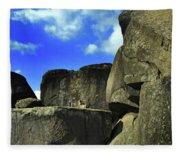 Devil's Den Rock Forms Fleece Blanket
