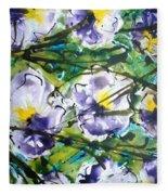 Divineblooms22040 Fleece Blanket