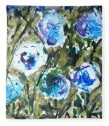 Divineblooms22091 Fleece Blanket