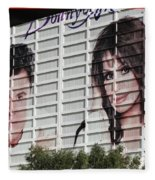 Donnie And Marie 2 Fleece Blanket