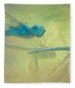Dragons Fly Fleece Blanket