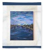 Dreamy  Sky                Fleece Blanket