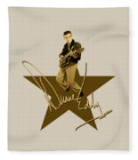 Duane Eddy  Signature Fleece Blanket