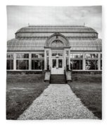 Duke Farms Conservatory Fleece Blanket