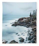 East Coast Winters Fleece Blanket