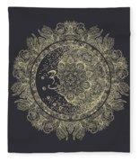 Eclipse Fleece Blanket