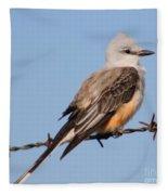 Edward Scissor Tail Fleece Blanket