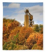 Elevator Top Fleece Blanket