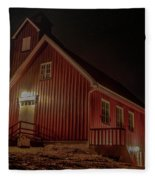 Elgsnes Chapel Fleece Blanket