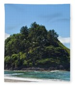 Emerald Isle Fleece Blanket