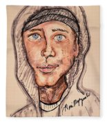 Eminem  Marshall Mathers Fleece Blanket