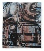 Engine #25 Fleece Blanket