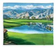 Escena Golf Club Fleece Blanket
