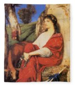 Euterpe 1872 Fleece Blanket