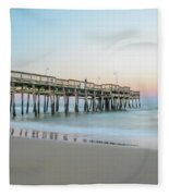 Evening Pastels Fleece Blanket