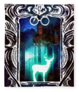 Expecto Patronum Fleece Blanket