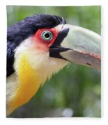 Eye On Eye Fleece Blanket