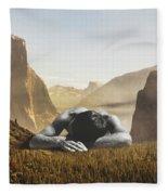 Fall II Fleece Blanket