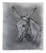 Family Mule Fleece Blanket