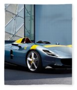 Ferrari Monza Sp1 Fleece Blanket