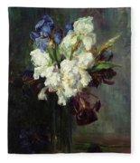 Fiori, 1915 Fleece Blanket