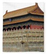 Forbidden City 60 Fleece Blanket