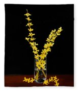 Forsythea Fleece Blanket