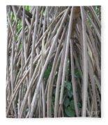 Foster Trees 6 Fleece Blanket