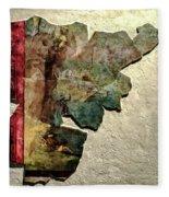 Fragment Fleece Blanket