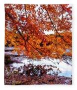 French Creek 15-107 Fleece Blanket