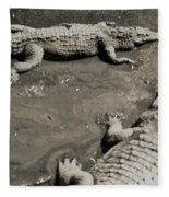 Gator  Park Residence Fleece Blanket