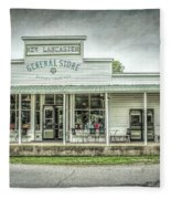 General Store Fleece Blanket