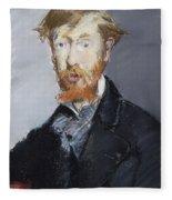 George Moore        Fleece Blanket
