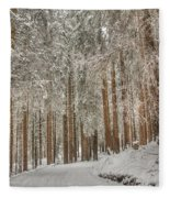 Gerschnialp Fleece Blanket