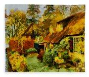 Giethoorn Collection - 1 Fleece Blanket