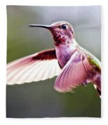 Grace In Motion Fleece Blanket