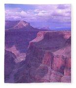 Grand Canyon, Arizona, Usa Fleece Blanket