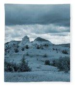 Grasslands Cathedral Fleece Blanket