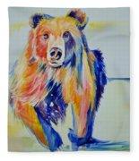 Grizzly Sprint  Fleece Blanket