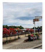 Hammersmith Fleece Blanket