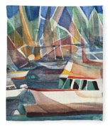 Harbor Island Fleece Blanket