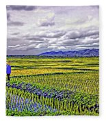 Heartland Fleece Blanket
