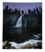 Hepokongas Waterfall Fleece Blanket