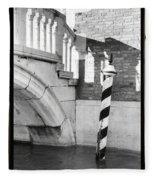 Hidden Passages Venice Vii    Fleece Blanket