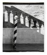 Hidden Passages Venice Viii    Fleece Blanket