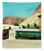 Historic buildings in Challis Idaho Greeting Card for Sale ...