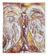 Morning Angel Fleece Blanket
