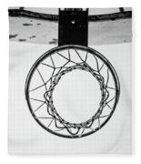 Hoop Dreams Fleece Blanket